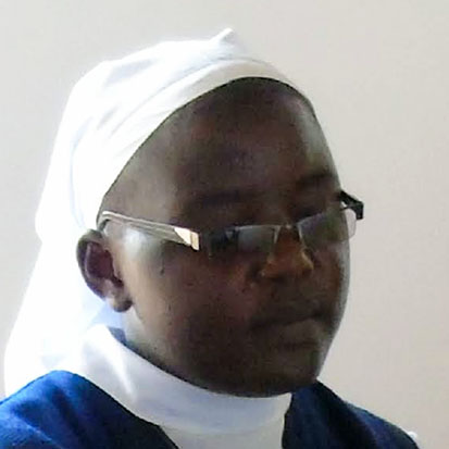 Sr. Caroline Veronica Afandi, FSJ has died